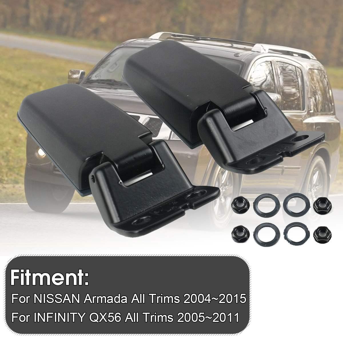 Rear ABS Wheel Speed Sensor ALS624 For 2004-2010 Infiniti QX56 5.6L 479007S025