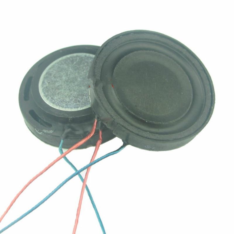 SOTAMIA 2Pcs Ultra-dünne Volle Mini Palette Lautsprecher 4 Ohm 2W DIY E-karte Bluetooth Stereo musik Lautsprecher Sound System