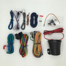 Complete harness, cables, wires For Russian Engine Start Starline A91 2-way car
