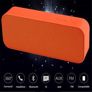 Aux Полнодиапазонный динамик музыкальная беспроводная звуковая система Blue Tooth бар Boombox мини-динамик s радио Bluetooth Саундбар сабвуфер