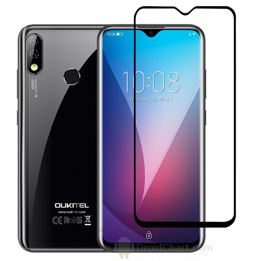 Full Cover Tmpered Glass Oukitel Y4800 Tective Film HD 9H Screen Protector For OukitelY4800 Tempered Glass