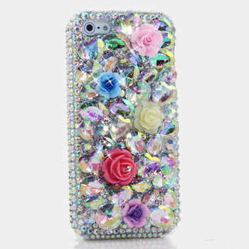 Women Rhinestone Case+3D Diamond Cover funda coque For XiaoMi 8 lite 9T Pro A1/2 A3 Mix Max 3 Redmi Note 8 pro 5 6A 7 Pro K20 4X
