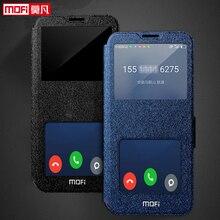 Xiaomi redmi note 7 케이스 redmi note 7pro 케이스 스탠드 자석 mofi leather book fundas 럭셔리 xiaomi redmi note 7 케이스