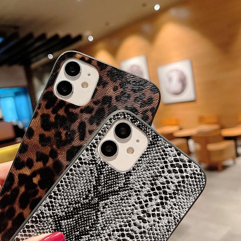 H055132ad85c04b94aec8c012303a8abcW Capinha capa case telefone Caixa do telefone para samsung m 30s m31 31s m62 f62 m51 m30 40 60s couro da pele de cobra do plutônio caso à prova de choque fino