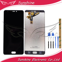 Sunshine yeni ekran Digitizer için Infinix not 4X572/Note4 X572 dokunmatik LCD ekran ekran cam Panel meclisi(China)