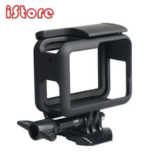Protective case of plastic Material for Gopro Hero5 Gopro Hero6 Hero7(China)