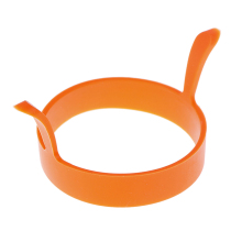 1PC New Silicone Fried Egg Pancake Ring Omelette Fried Egg Round Shaper Eggs Mould for Cooking Breakfast Frying Pan Oven round shaper eggs mould for cooking breakfast frying pan oven kitchen new silicone fried egg pancake ring omelette fried egg