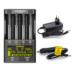 Image 3 - 2020 Liitokala lii 260 Lii PD4 Lii 500S Lii S6 Lii 402 3.7V 18650/16340/18350/14500/10440/26650 Chargeur, chargeur de batterie au lithium