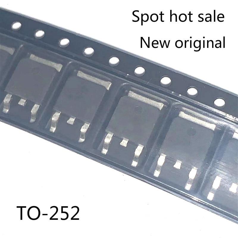 10 шт./лот новый оригинальный IPD25N06S4L 4 n06l30 25-30 a/v 60 TO252 MOS трубка для полевых эффектов