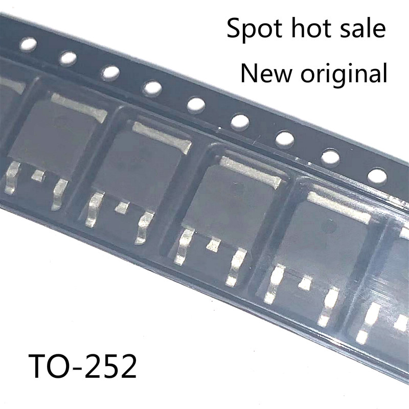 10 шт./лот новый оригинальный IRLR8259 LR8259 57 a/v 25 TO252 n-channel MOS field effect tube