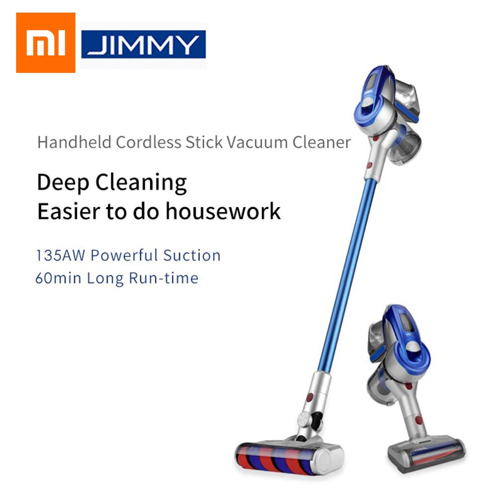 Free Duty 2019 Xiaomi JIMMY JV83 Vacuum Cleaner JIMMY JV83 Wireless Handheld Cordless Stick Vacuum