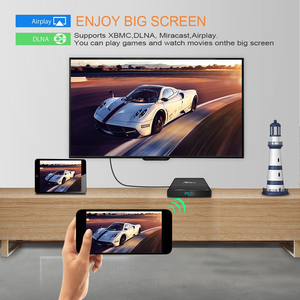 Image 5 - 5 pz/lotto X96 Aria Amlogic S905X3 Android 9.0 TV BOX 4GB 32GB 64GB wifi 4K 8K 24fps X96Air Media Player Voice Controllo del Set Top Box