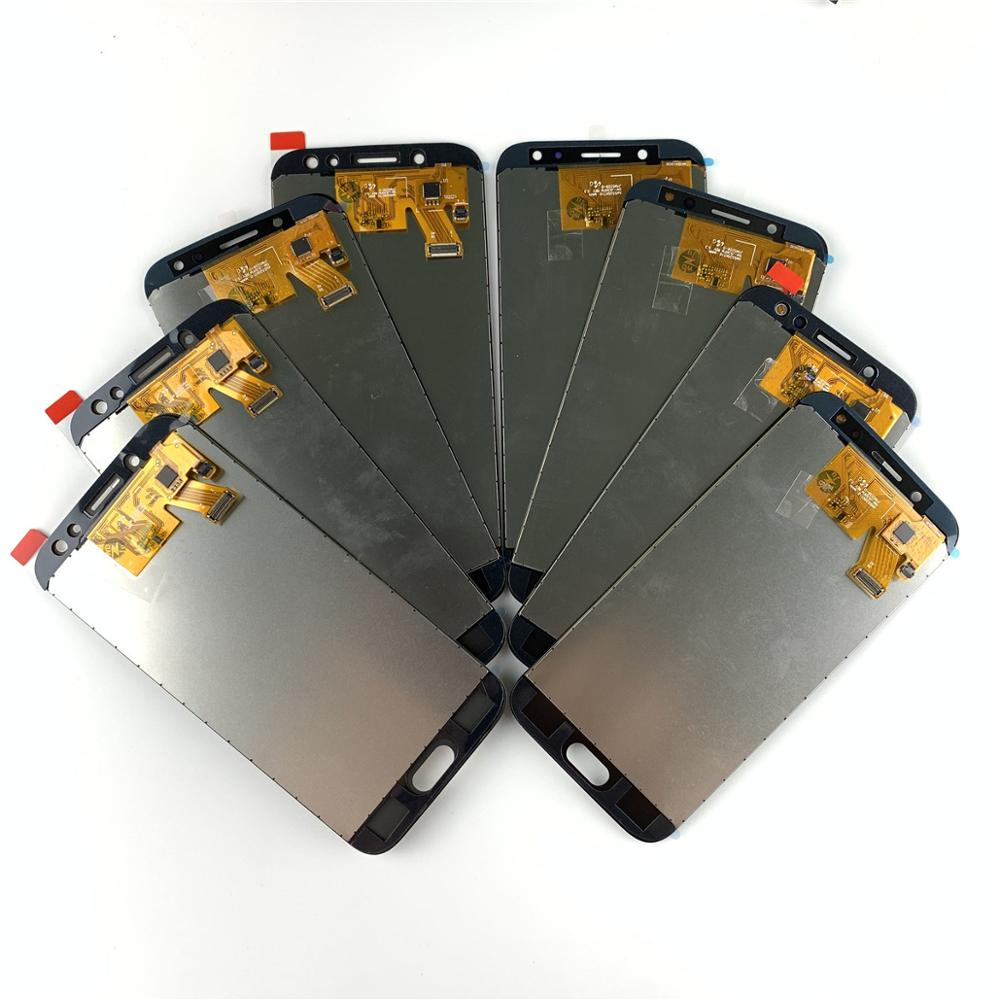 8 Pieces/lot TFT Iron For <font><b>SAMSUNG</b></font> <font><b>Galaxy</b></font> <font><b>J5</b></font> Pro J530F Digitizer <font><b>Display</b></font> Touch Screen LCD For <font><b>Samsung</b></font> J530 J5Pro <font><b>J5</b></font> <font><b>2017</b></font> Metal image