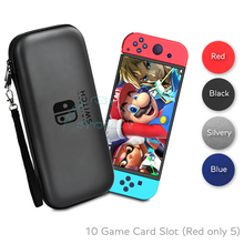 Nintendoswitch Protective Hard Case Portable Cover Nintend Waterpoof Bag for Nintendo Switch NS Console Joy con