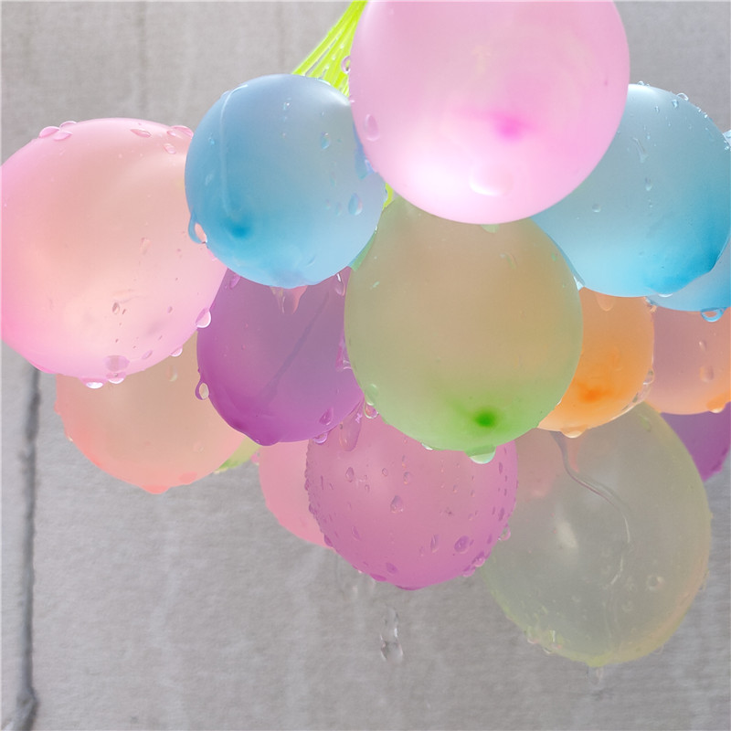 Summer Funny Toy Water Balloon Magic Water Bombs Beach Outdoor Filling For Kids Adult Children