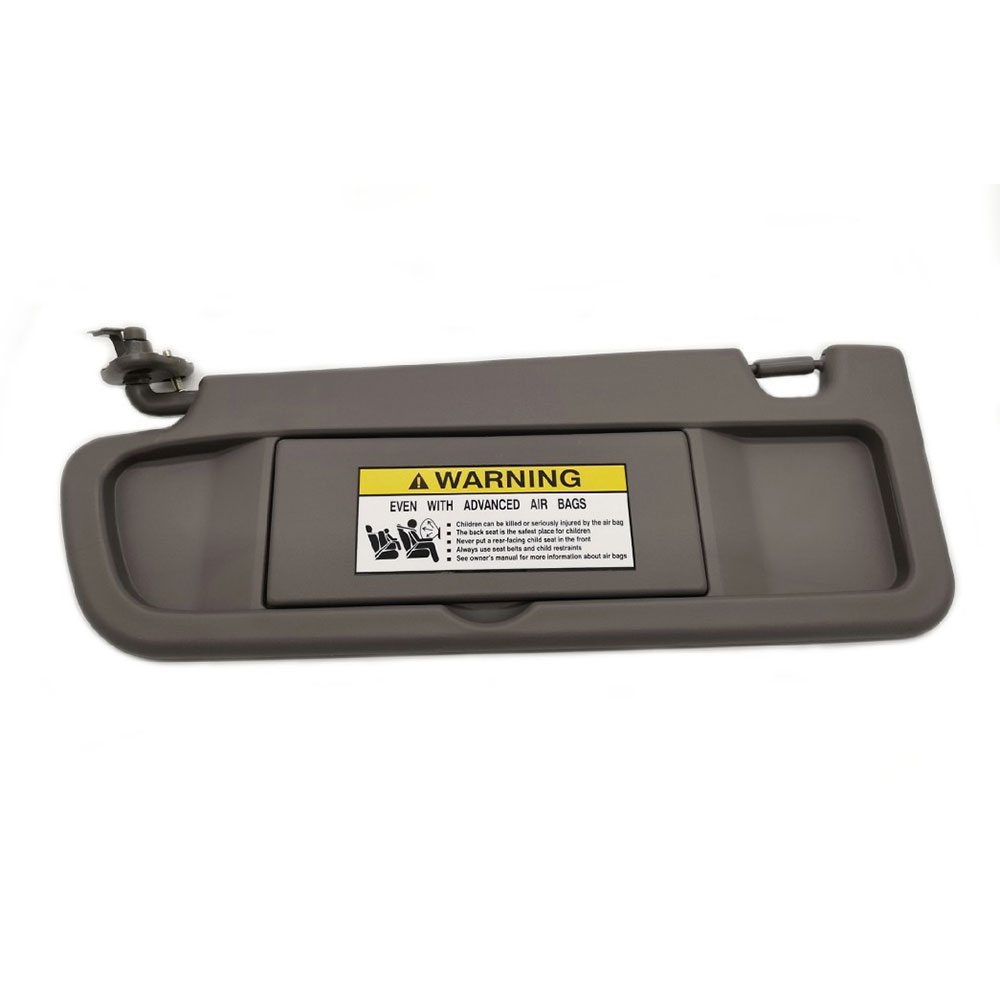 Car Left Driver Side Sunvisor Sunshade Sun Shield Antidazzle VisorWithout Light For <font><b>HONDA</b></font> <font><b>CIVIC</b></font> FA1 FD1 FD2 2006 <font><b>2007</b></font> 2008 2009 image