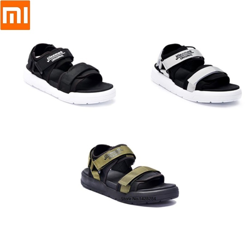 Xiaomi ULEEMARK Men Fashion Sports Sandals Cool Comfortable Casual Slippers Summer Man Outdoor Beach Sandals