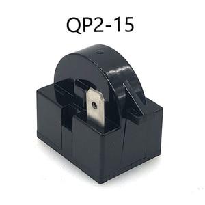Image 2 - 1pcs NEW refrigerator 0064000321 starter One plug QP2 15
