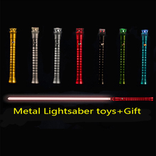 Lightsaber Toys Light Saber Brinquedos Sword Juguetes De Luz Brinquedo Kpop Lightstick Espada Luminous Laser Zabawki Oyuncak