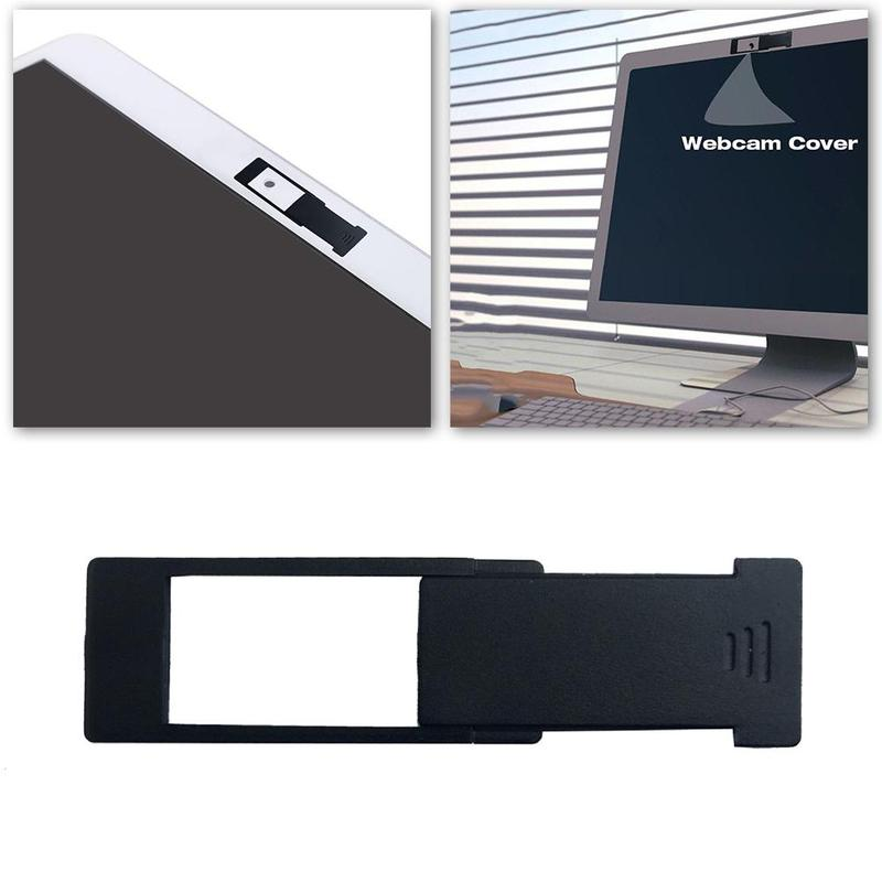 3PCS Camera Cover Webcam Cover Ultra-Dunne Universele Laptops Voor Privacy Slider Tablet Sticker Pc Telefoon Plastic Mobiel B6S9