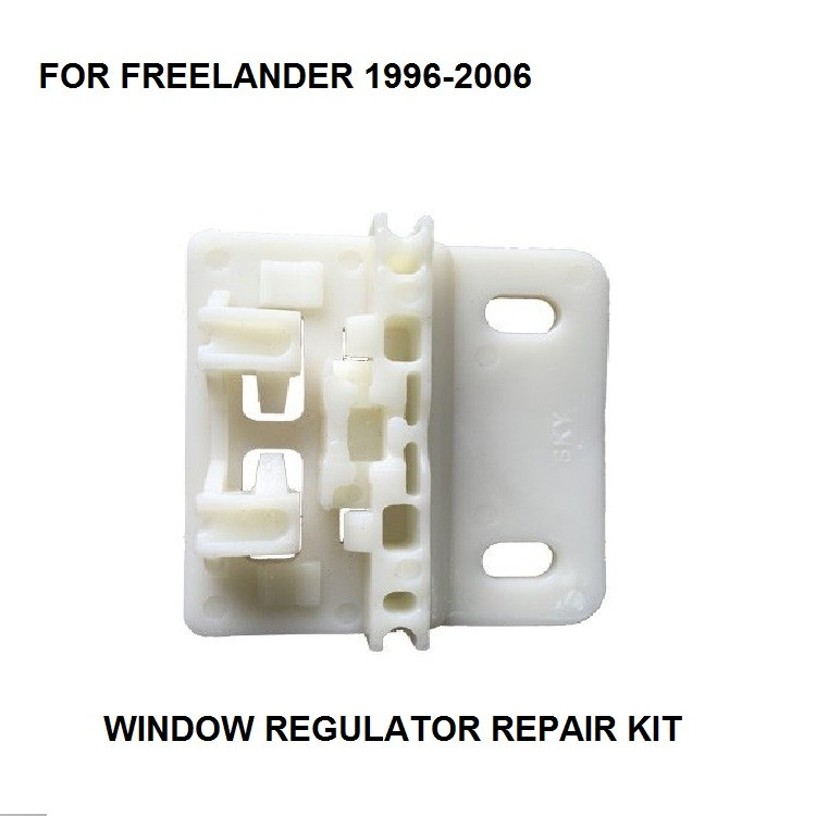 CAR WINDOW SLIDER FOR FREELANDER WINDOW REGULATOR REPAIR CLIPS SLIDER REAR RIGHT Or LEFT 1996-2006