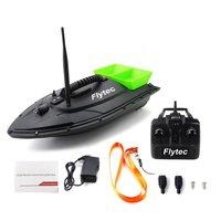 Flytec 2011 5 Fishing Tool Smart RC Bait Boat Toy Dual Motor Fish Finder Fish Boat Remote Control Fishing Boat Ship Boat