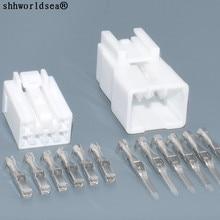 Shhworld Sea 6 Pin 2,2 мм MG651044 MG 651044 автомобильный проводной разъем гнездо