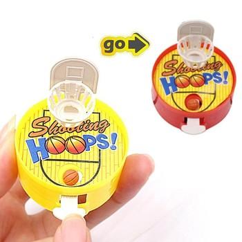 Mini Finger Basketball Shooting Game Machine Toy Shoot Basketball Machine Party Game Parent-child In