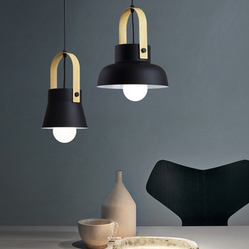 Nordic personalized restaurant chandelier coffee shop milk tea shop Internet cafe art led macarone color Chandelier