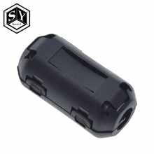 Noise-Suppressor FILTERS Clip-Cable Components Ferrite-Ring EMI Core 5mm for RFI Active