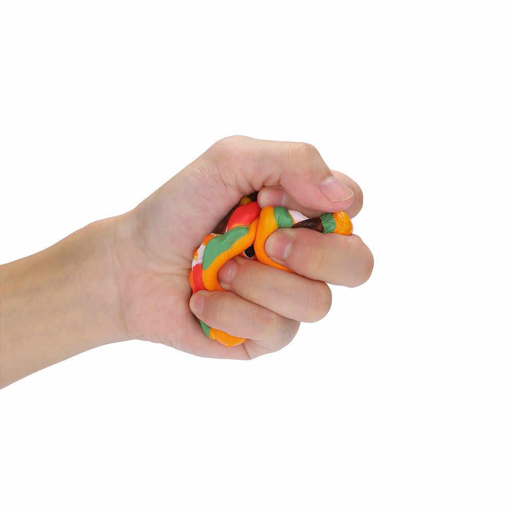 رائعة مضحك براز بطيئة ارتفاع المعطرة الإجهاد الإغاثة اللعب مضحك هدية أطفال ألعاب الذكاء فك مكافحة الإجهاد هدية # A