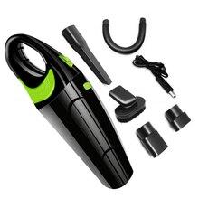 Leistungsstarke Wireless Auto Staubsauger 120W Tragbare Handheld USB Cordless Nass/Trocken Verwenden Wiederaufladbare Hause Auto Auto Vakuum cleane
