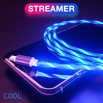 Flowing Light Charging Cord