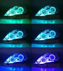Image 5 - Voor Honda CR V Crv Iii 2006 2007 2008 2009 2010 2011 Xenon Koplamp Rf Afstandsbediening Bluetooth App Multi color rgb Led Angel Eyes Kit