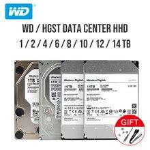 Memória e disco rígido corporativo western digital, ele ultrastar dc hc530 3.5