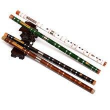 Flûte chinoise en bambou, instrument de musique, clé C D E F G