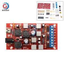 5-24 V a ± 12V ± 5V 3.3V Mini USB Dual Power Supply Boost Singolo turn Modulo Regolatore Lineare di Alimentazione Kit FAI DA TE