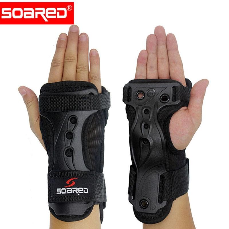 Adjustable Wristband Steel Wrist Brace Support Arthritis Sprain Carpal Tunnel Splint Wrap Protector Cycling Gloves Guard Pad