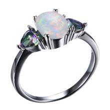 Модные женские аксессуары кольцо Романтические кольца в форме