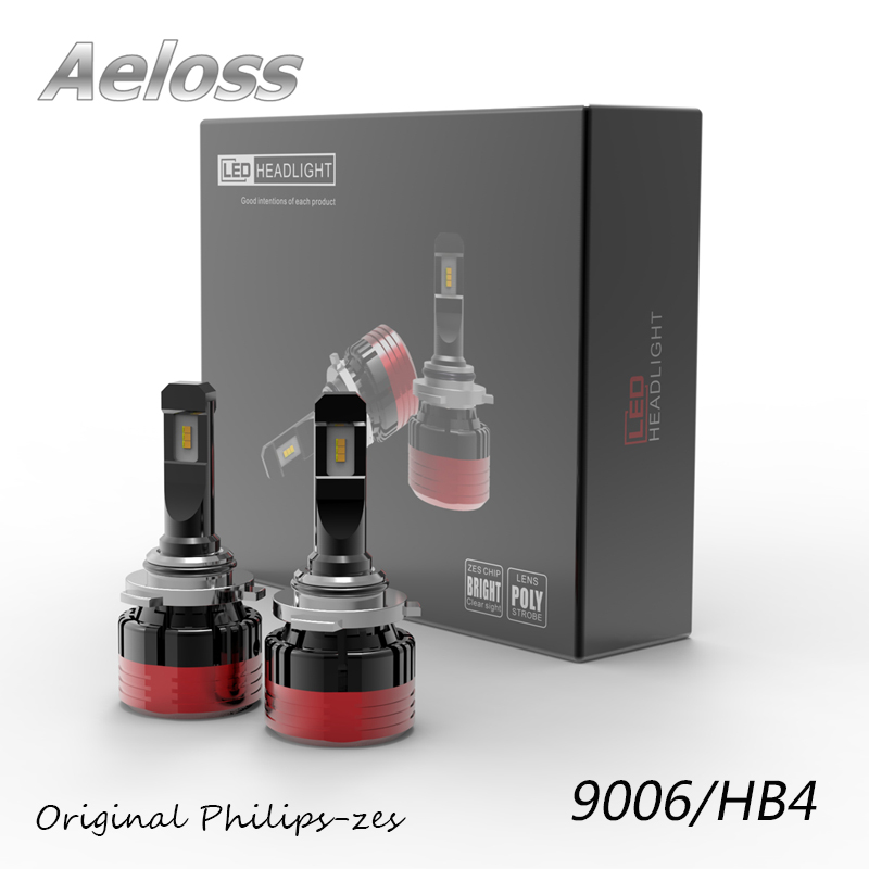 Mini <font><b>Philips</b></font>-ZES <font><b>LED</b></font> H1 H4 <font><b>H7</b></font> H8 H9 H11 9005 9006 9012 HB3 HB4 HIR2 Ultinon Essential <font><b>LED</b></font> Car 6000K White Light Auto <font><b>Headlight</b></font> image