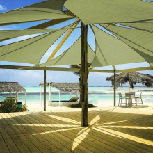 UV Sun Shade Sail Awning Patio Garden Waterproof/Sunblock Cloth Triangle Shelter Sunshade Protection Outdoor  Canopy