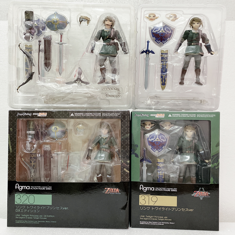 The Legend of Zelda Skyward Sword Link 8/'/' Action Figure PVC Model Collectible