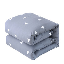 Cotton Quilt Mattress Spring Summer Autumn Winter Thick Warming Soft Healthy Comfortable Cozy Colorful Dormitory Home Tent 3 kg