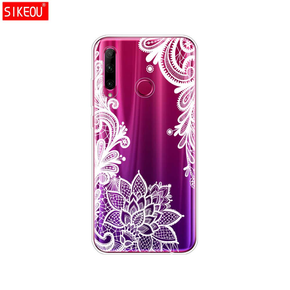 Caso en Honor de 20 caso de silicona cubierta del teléfono para Huawei Honor 20 Pro Lite Honor20 YAL-L21 YAL-L41 de lujo de dibujos animados