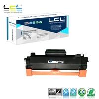 LCL Brother TN760 TN 760 TN730 TN 730 With Chip (1 Pack BLACK) Toner Catridge for HL L2395DW HL L2390DW
