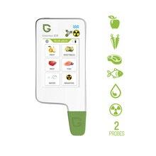 Probador de nitrato actualizado para cocina, Detector de radiación TDS de agua con función Bluetooth y pantalla capacitiva, Greentest ECO6