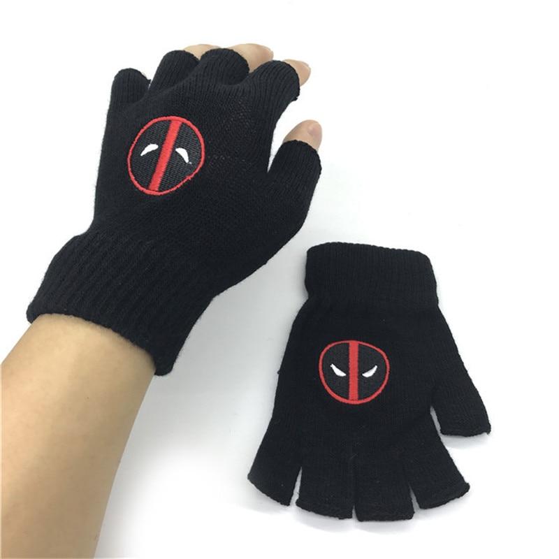 new-font-b-marvel-b-font-avengers-batman-deadpool-winter-glove-model-decoration-creative-keep-warm-toys-anime-gift-for-kids