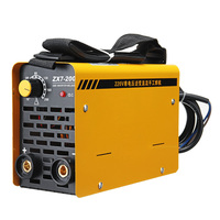 ZX7 200 220V Portable Inverter DC Welders IGBT Welding Machine 20 200A Manual Home Arc Welders Welding Equipment Tools 50/60Hz