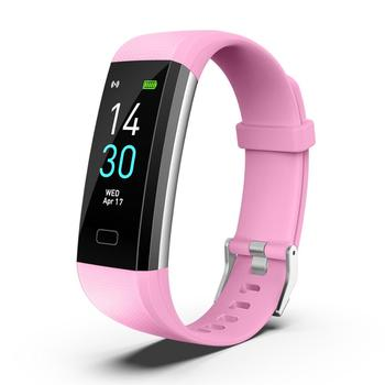 Fitness Bracelet Smart Watch IP68 Waterproof Heart Rate Monitor Health Tracker bracelet For Sport