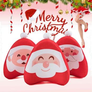 Clip di cuscino Gamba Schiume Memoria Morbido Di Stile di Natale Pisolino Cuscino per il Resto Sleeping Cuscino Di Natale H99F